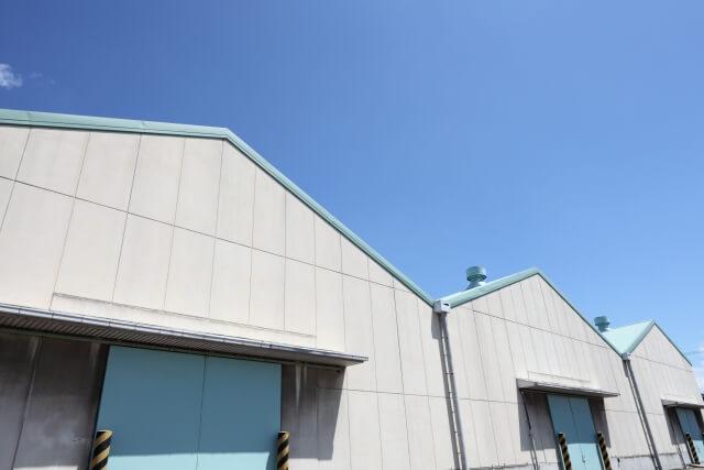 工場・倉庫の塗装工事・改修工事