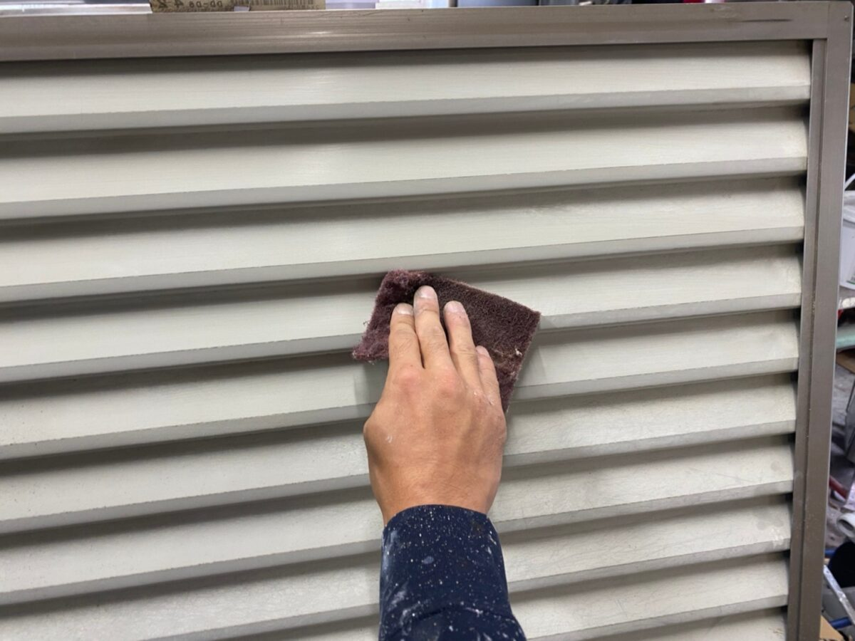 雨戸のケレンの画像